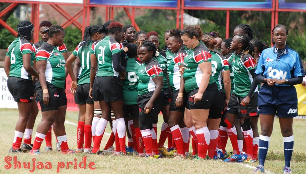 Kenya stands big chance to qualify for Women's RWC 2021